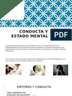 Conducta y Estado Mental