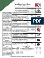 5.27.17 Minor League Report