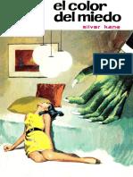 El Color Del Miedo - Silver Kane