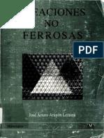 Aleaciones.pdfno Ferrosoa Ferrosas