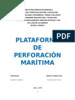 Plataforma Jack Up
