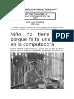 Caso Práctico Sobre La Realidad Sociolingüística Del Perú