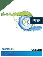 Veeam on Nutanix With Hyper-V BP[1]