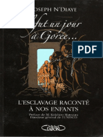 N′Diaye, Joseph - Il Fut Un Jour à Gorée (2005, Hérétiques)