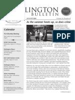 August 2010 All Fairlington Bulletin