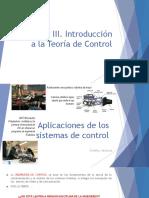 UNIDAD III Introducción Al Control - Copia