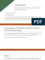 Introducción a elementos finitos