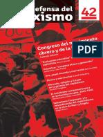 En Defenza Del Marxismo Nº42