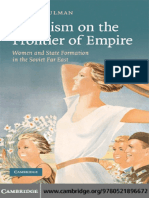 Elena Shulman - Stalinism on the Frontier of Empire, Women and the State Formation in the Soviet Far East.pdf