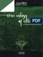 Star Trek TNG RPG - The Way of Dera - The Romulan Star Empire