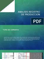 Analisis Registro de Produccion