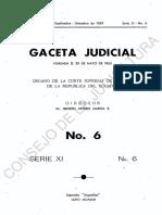 Irrenunciabilidad Gaceta 1969 Pag 60