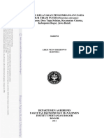 ANALISIS KELAYAKAN PENGEMBANGAN USAHA JAMUR TIRAM PUTIH (PLEUROTUS OSTREATUS) (STUDI KASUS- DESA TUGU SELATAN, KECAMATAN CISARUA, KABUPATEN BOGOR, JAWA BARAT).pdf
