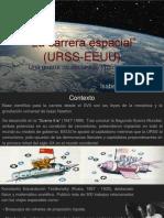 Unidad 8 La Carrera Espacial (URSS-EEUU) - Isabel Cristina Sierra