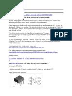 Construir Regulador de AC a DC Para Alimentar Arduino SOLUCIONADO