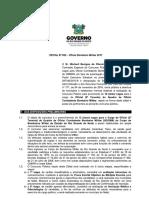 Edital 002 - Oficial 2º Tenente Combatente Bombeiro Militar - 10.05 - 2017