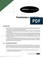 Funciones y Modulos