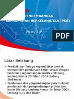 Pedoman PKB