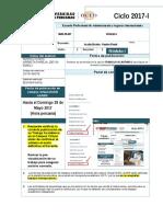 FTA-InGLES I 2017-1-3502-35107- UAP- Filial Ayacucho - Administración- 2014136078