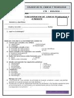 Examen Parcial de Cta Segundo Recuperacion