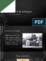 Unidad 5 Ferrocarril de Antioquia - Evelyn Duque