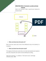 classroom observation task 2