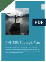 ahe 585 strategic plan final draft