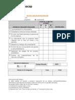 Pauta de Evaluacion Ppt Control Electronico