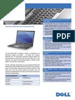 DELL Latitude D630 English
