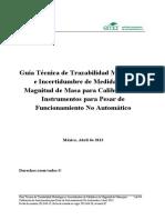 CALIBRACION Instrumentos Pesar IPFNA v02