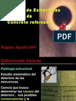 3 Charla Patología Básica