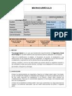 Toxicología Laboral DISTANCIA