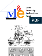 Monitoring and Evaluation for Poverty Reduction