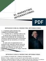 El Marketing Internacional