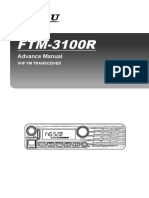 Ftm-3100r Advance Manual 1605-b0