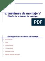 Sistemas de montaje III. Diseño de linea.ppt