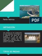 PRESAS - Desarrollo Teórico