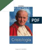 Cristologia - San Juan Pablo II