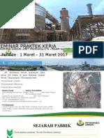 Seminar Kerja Praktek Pt Petrokimia Gresik Departement Produksi iii a