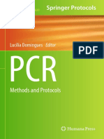 PCR Methods  R