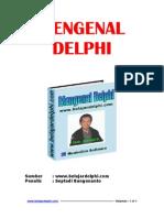 EBook Mengenal Delphi
