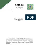 GDM - UserGuideV13