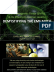 Demystifying the Emf Myth