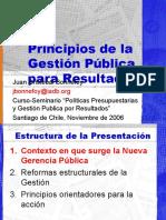 JCBONNEFOY - Principios de La Gestion Publica Por Resultados