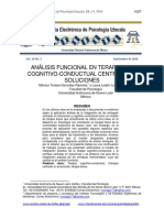 Analisis Funcional y TCSB
