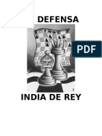 Defensa India Del Rey