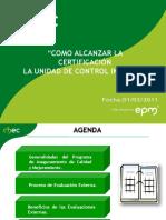 Como Alcanzar La Certificación Del Area de Auditoria