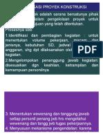 Mk Minggu 5 Struktur Org. Proyek