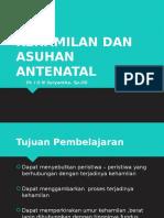 [8]Kehamilan Dan Asuhan Antenatal