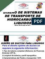 Tema3.Diseño de Sistemas de Transporte
